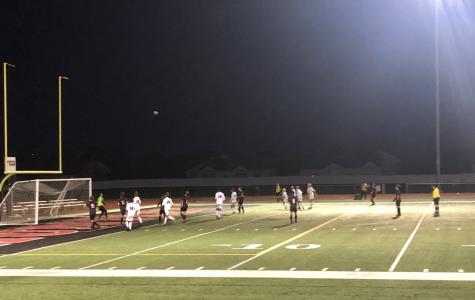 Huntley High School's boys soccer team beats Burlington Central