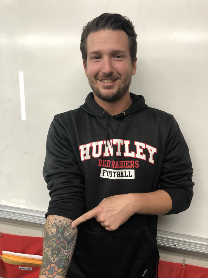 The superstars among us: Jared Bussone reveals his unique character to HHS