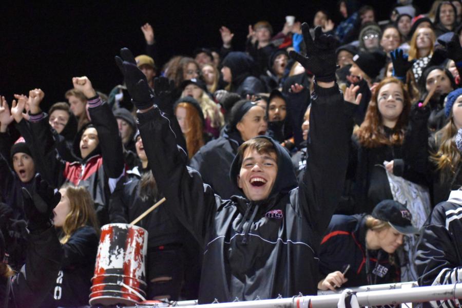 Homecoming Game Photographs, 10.11.19