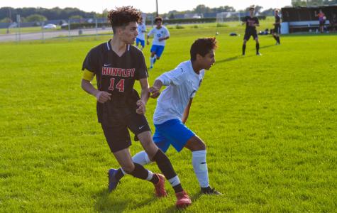 Boys JV Soccer Photographs, 10.17.19
