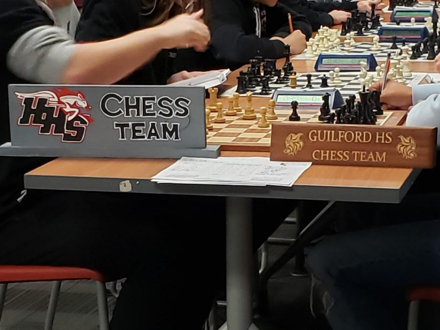 Chess season is in, stay rooked