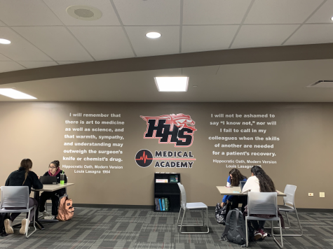 Medical Academy interviews hold students to levels of anticipation