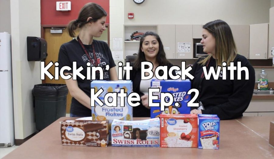 Kickin' It Back With Kate: Episode #2