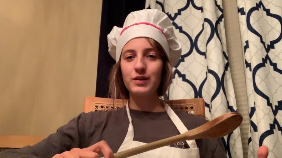 Baking with Baker: Episode #2