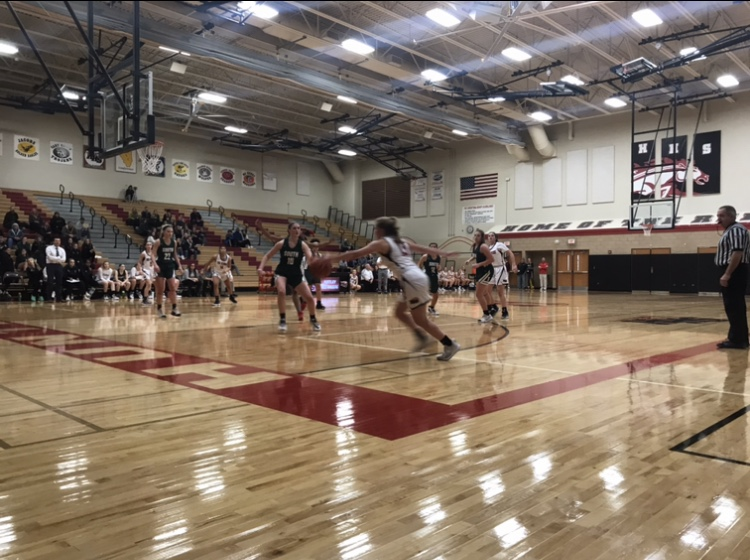 Huntley girls basketball wins game against Crystal Lake South