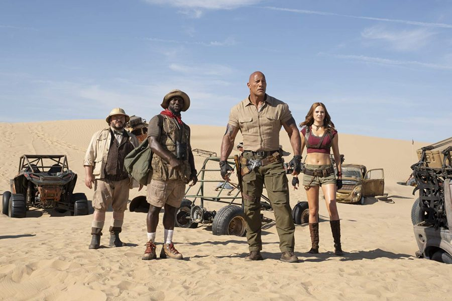 %22Jumanji%3A+The+Next+Chapter%22+Movie+Review