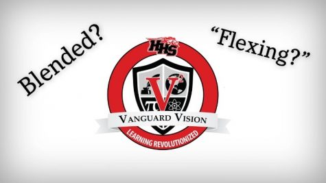 Should Vanguard students have the opportunity to go blended?