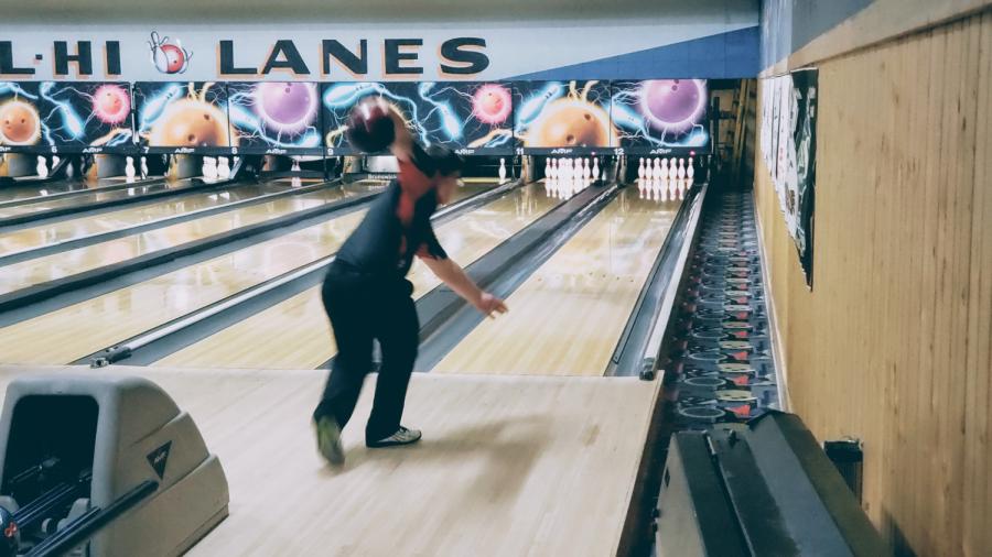 Boys Bowling falls short of Marengo