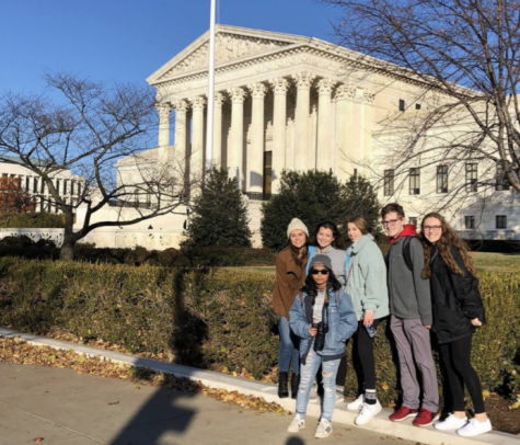 HHS News Media goes to Washington DC