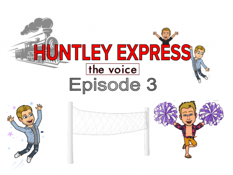 Huntley Express #3: Girls Volleyball