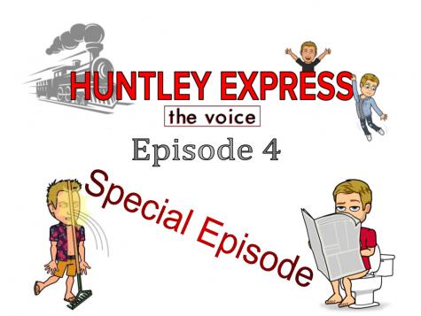 Huntley Express #4: Special feat. Ryan Sroka