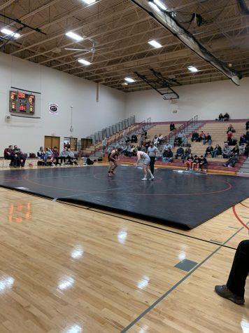 Huntley wrestling dominates Prairie Ridge