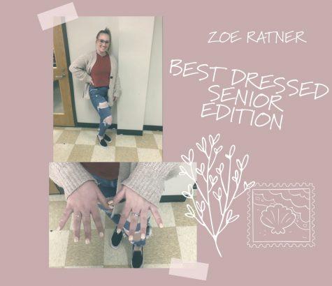 Huntley's Best Dressed Senior Edition: Zoe Ratner