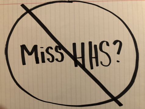 Miss HHS?