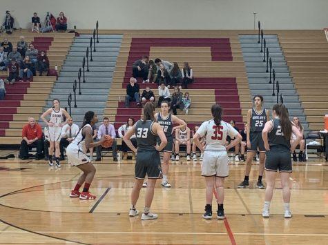 Girls basketball has a successful Senior Night against Prairie Ridge