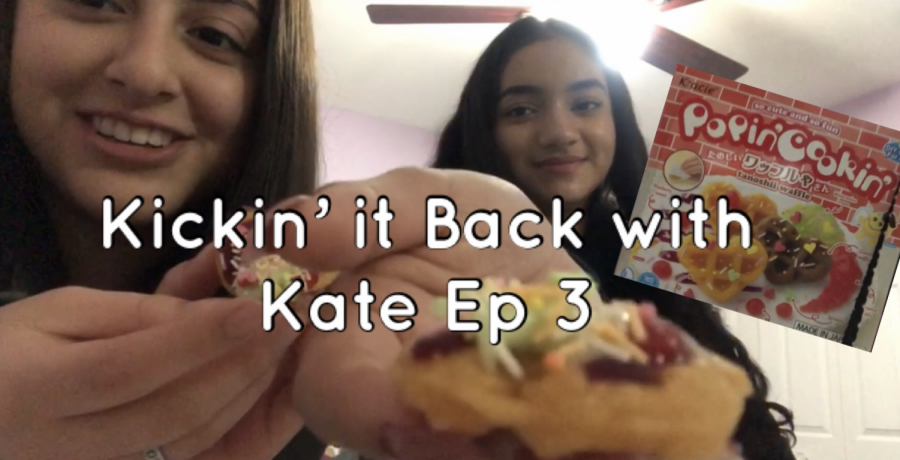 Kickin' It Back With Kate: Episode #3