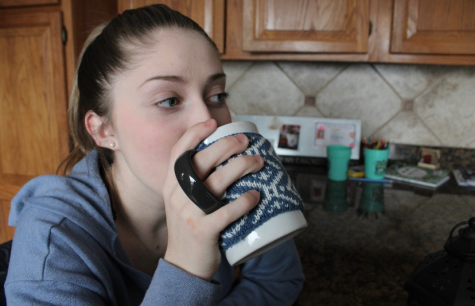 Coffee Dates #1: junior Mady Wilnau