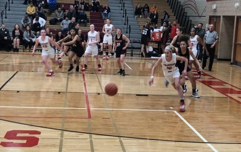2/25 - Huntley girls basketball comes up short in sectional semi-final