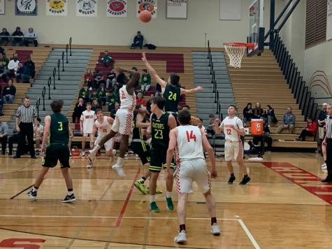 Huntley vs. Crystal Lake South Varsity Basketball Game