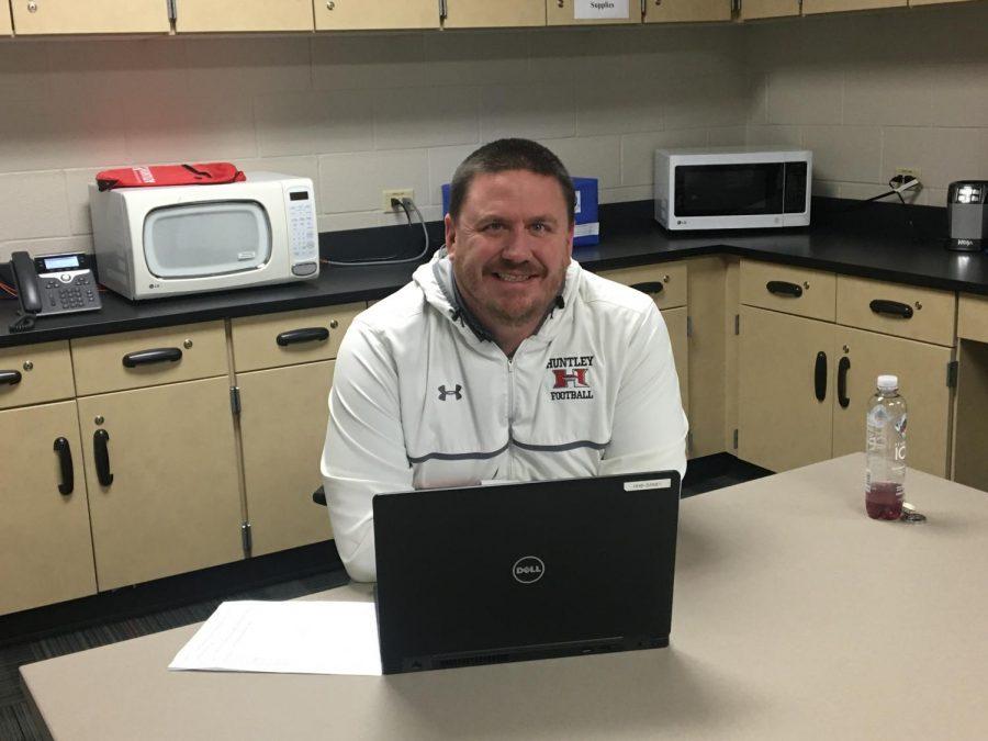 Bradley Aney: more than just a teacher