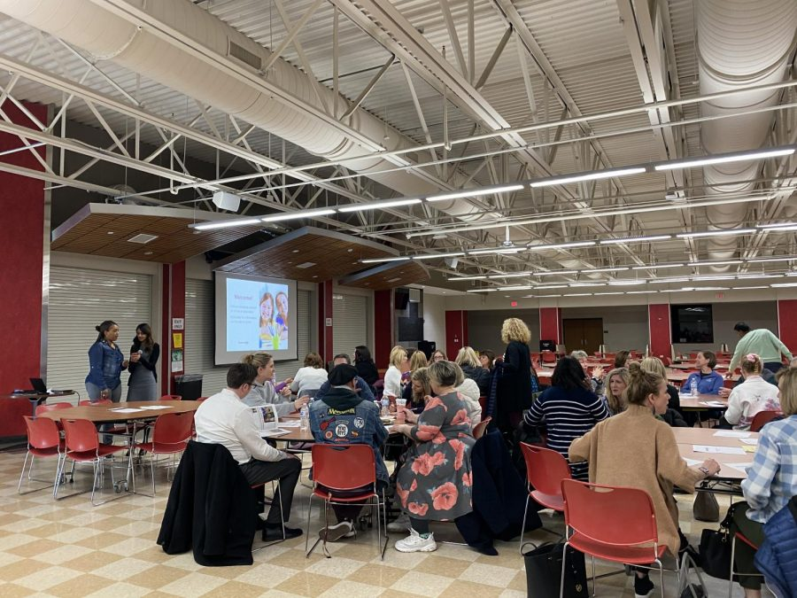 Last District 158 Session prompts group discussion