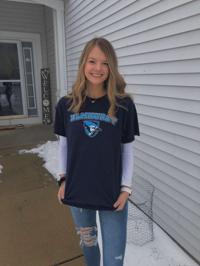 Katelyn Bower: dedicated student, devoted athlete