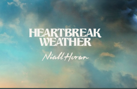 "The anticipated album release of Niall Horan's ""Heartbreak Weather"""