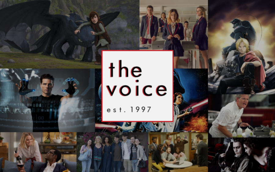 What The Voice recommends