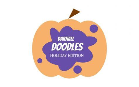 Darnall Doodles: Halloween Edition
