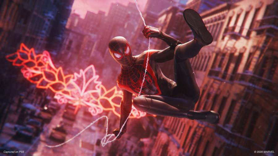 """Marvel's Spider-Man: Miles Morales"" swings onto Playstation"