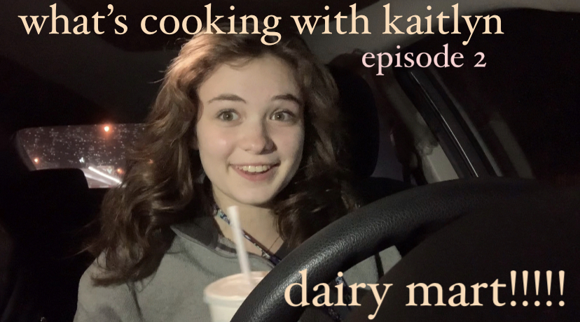 What's Cooking with Kaitlyn Episode 2