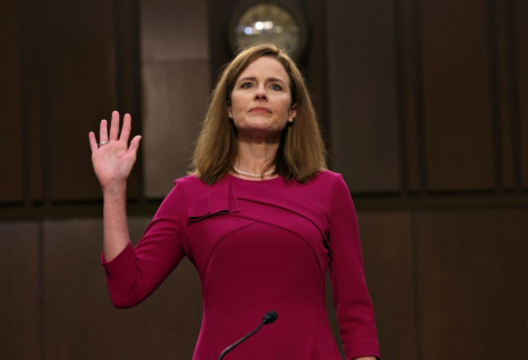 Appointment of Supreme Court Judge Amy Coney Barrett