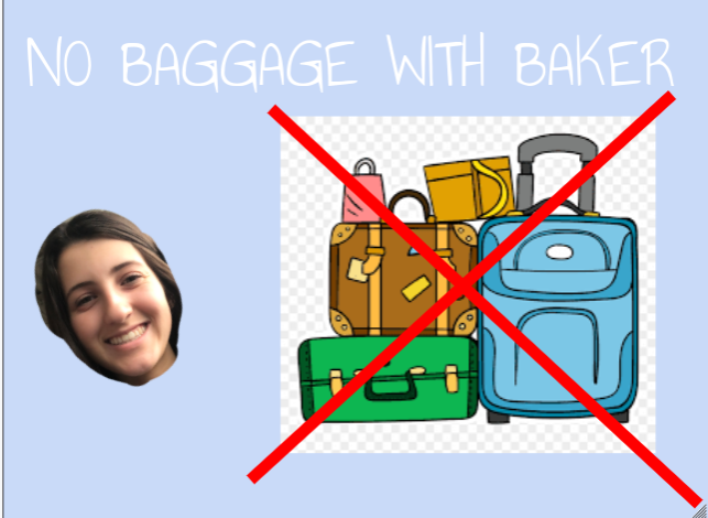 No Baggage With Baker