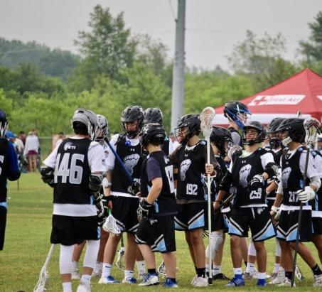 Ethan Brown: Lacrosse