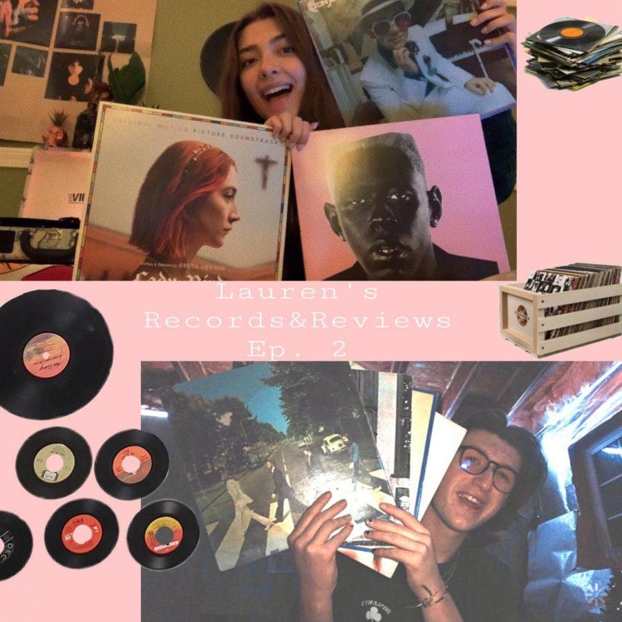 Lauren's Records & Reviews: Episode 2