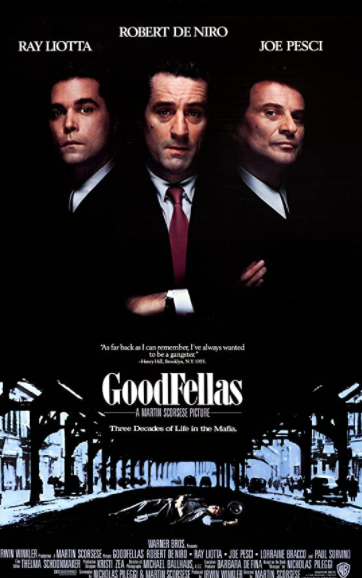 "Prime Time Crime With Sophia : ""Goodfellas"""