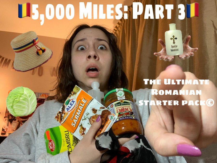 5,000 Miles Episode 3: Romanian Starter Pack