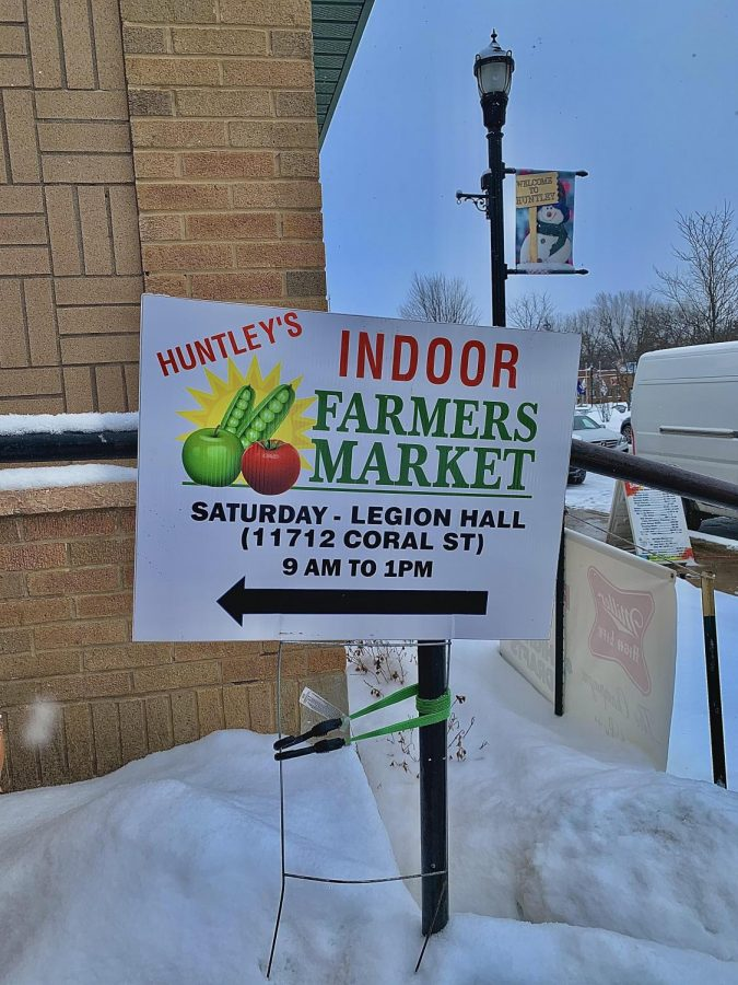 Huntley Farmers Market Takes on the Winter