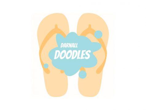 Darnall Doodles Holiday Edition