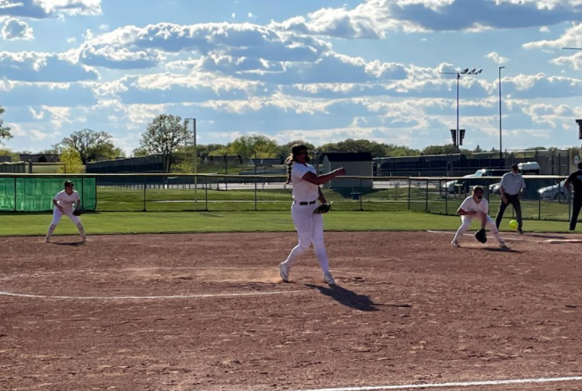Softball continues dominance