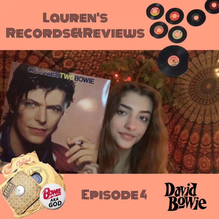 Lauren's Records & Reviews: David Bowie