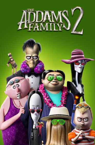 """""""The Addams Family 2"""" is the sequel to """"The Addams Family"""" which was produced in 2019. (Courtesy of mgm.com)"""
