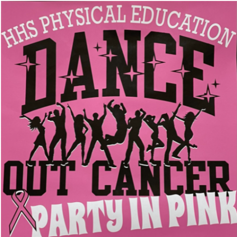 Dance out cancer event outcome
